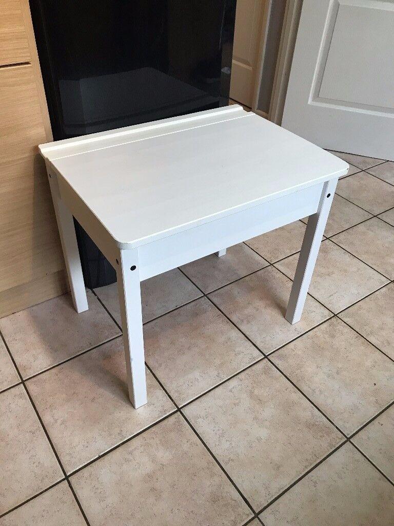 Ikea SUNDVIK Children's desk, Bedroom, Study.