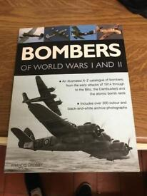 Bombers book