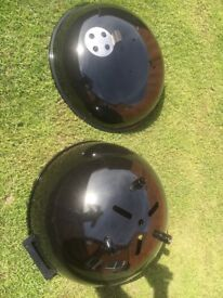 Brand new Weber Performer Lid and Bowl. 57cm