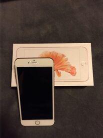 iPhone 6s rose gold 16g o2