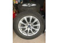 Ford Alloys and tyres, alloys