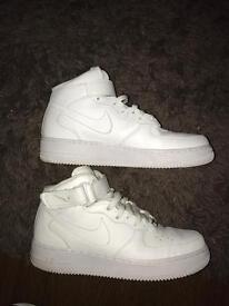 Nike Air Force one size 8