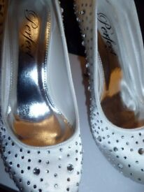 wedding or prom shoes