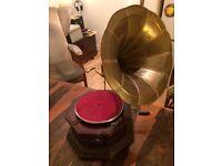 HMV Gramophone £100 ONO