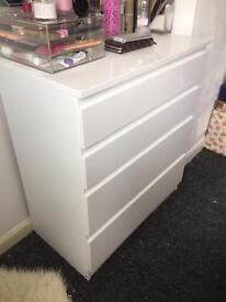 IKEA white drawer