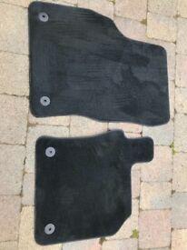 Audi A3 front car mats