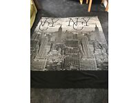 New York curtains