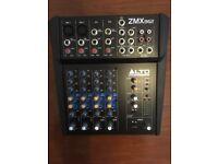 Alto Zephyr ZMX862 6 Channel Mixing Desk