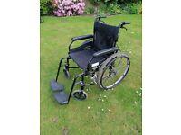 Soma Karma Wren 2 Self Propelled Wheelchair - 18 inch seat