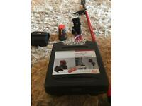 Leica Lino l2+ laser with pole