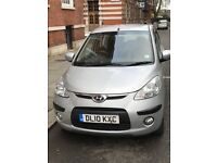 Hyundai i10 1.2 Comfort 5dr AUTOMATIC- low mileage