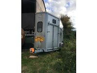 Ifor Williams hb511 horse trailer