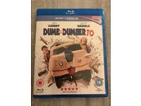 Dumb & Dumber To Bluray DVD