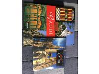 2 x Gaudi Books