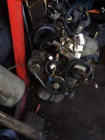 toyota yaris 1.3 vvti engine