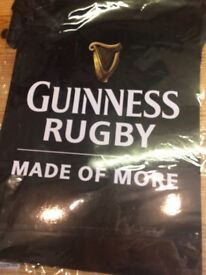 GUINNESS RUGBY BUNTING