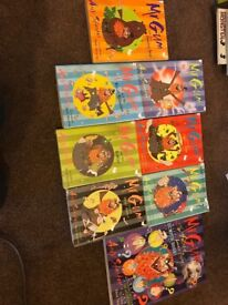 Collection of Mr Gum books