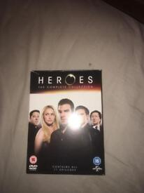 Heroes complete collection boxset