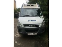 IVECO DAILY 2.3 DIESEL REFRIGERATED VAN 2007 BREAKING FOR SPARES AND REPAIRS