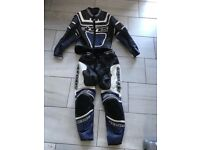 Motorbike leathers alpinestars bostrom size 54 euro perfect condition only worn a couple of times