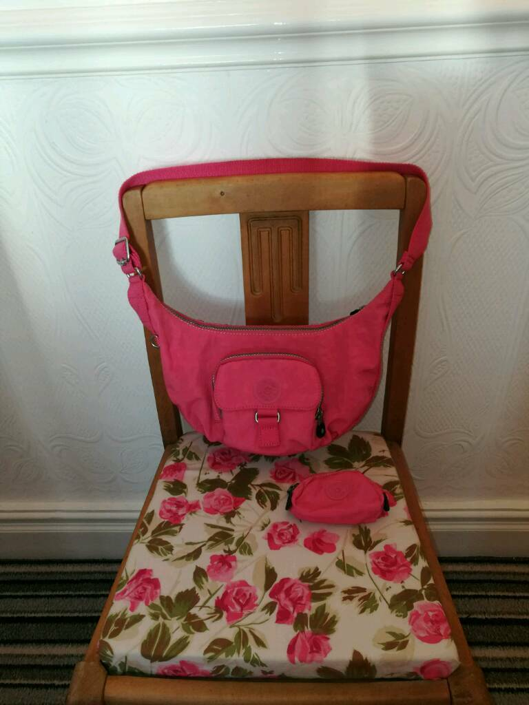 Kipling Bag & matching Purse