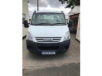 Iveco Daily transporter recovery truck 09