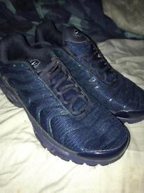 Nike Tn Navy Blue Size 9