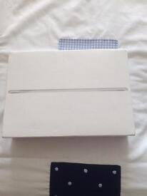 Apple iPad Air 2. ( box only ) ideal if lost your box make easer to sell box sim pin ins book