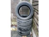 Hankook Optimo Part Worn Tyres X 4