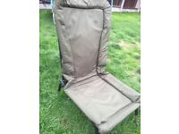 Padded carp / fishing chair