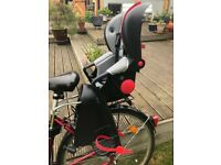 Romey Jockey Comfort baby and child bicycle seat
