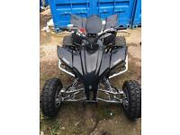 Yamaha 450 Yfz quad bike