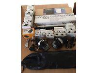 Various Studio Lighting Equipment