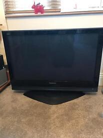 """Price Lowered - 37"""" Panasonic Plasma TV"""