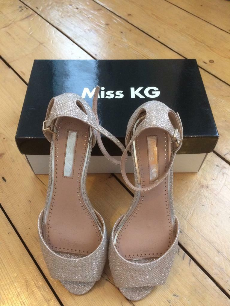 Miss KG shoes size 5 £15 RRP £75