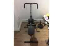 Total Crunch Home Cardio Gym Trainer in VGC