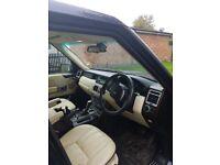 Rare 7 seater Range Rover Vogue, SH, Long MOT, lovely drive