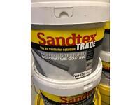 Sandtex high build textured coating