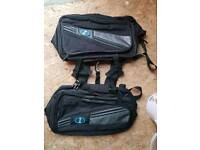 Oxford soft motorcycle panniers