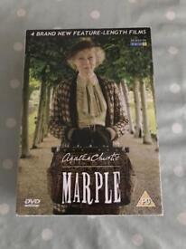 Agatha Christie Miss Marple.