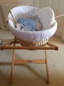 Moses basket - Mamas and Papas