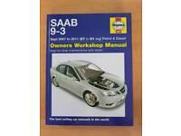 Saab 9-3 Haynes manual