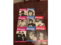 8 Beatles Fan Magazines Nov 65 to July 66