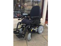 Electric Wheelchair Heavy Duty