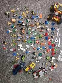 Lego big job lot