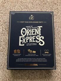 Orient Express game