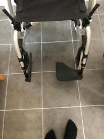 Invacare Self-propelling Wheelchair