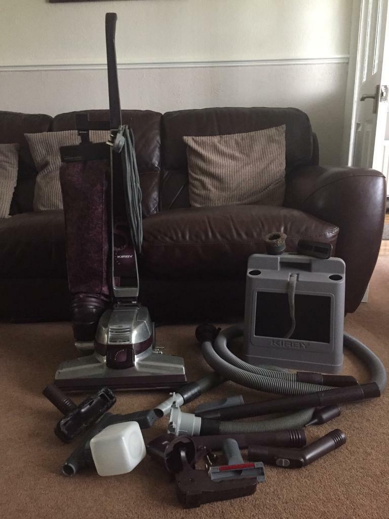 Kirby G5 vacuum