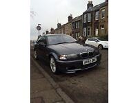 BMW 330 CI M SPORT