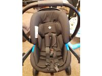 Origin babylo 2-in-1 travel system and car seat